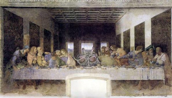 La ultima cena: Spaguetti a la boloñesa