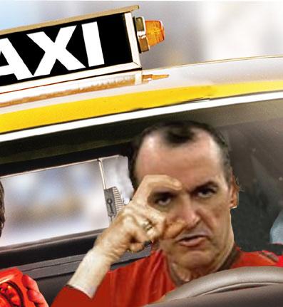 De Juana taxi