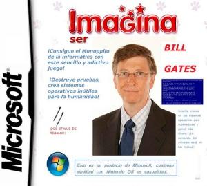 Imagina ser Bil Gates