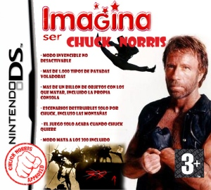 Imagina ser Chuck Norris 2