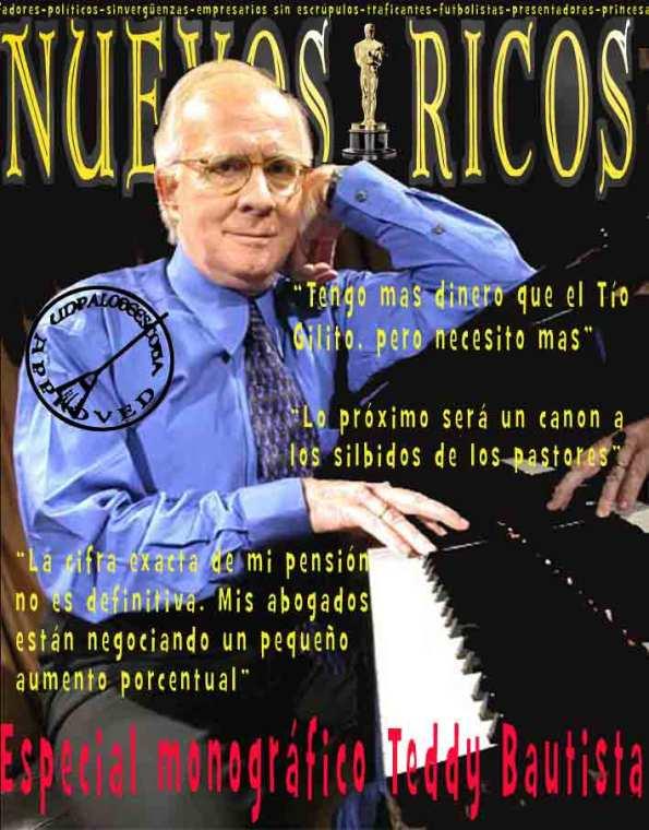 Nuevos Ricos edición especial Teddy Bautista