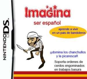 Imagina ser español