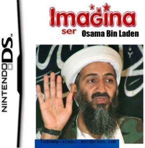 Imagina ser Osama Bin Laden