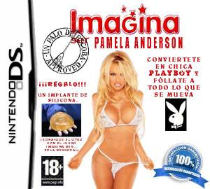 Imagina ser Pamela Anderson