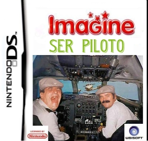 Imagina ser piloto