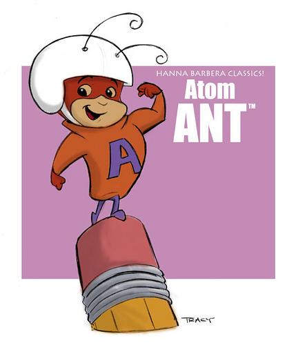 Hormiga atómica