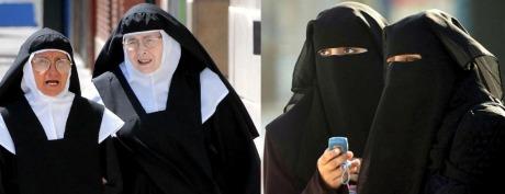 monjas-y-burka