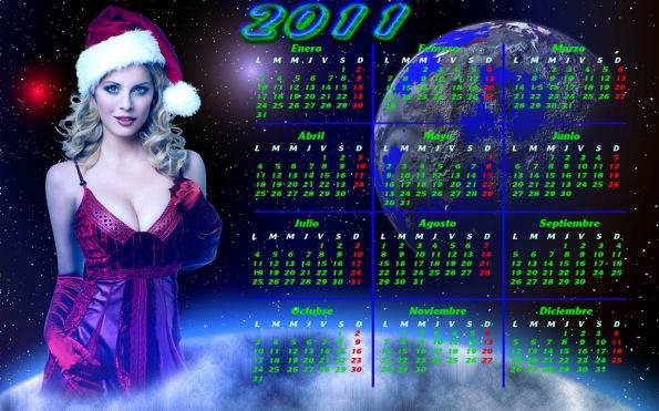 2011 calendario
